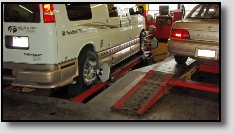 Wheel Alignment at Precise Auto Service